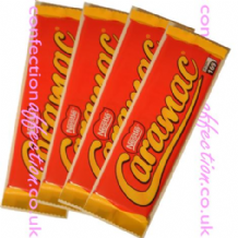 Nestle Caramac Bar 4x Std Bars